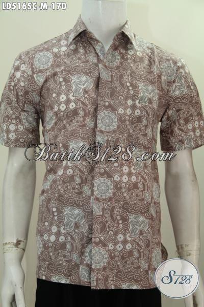 Batik Pria Motif Terbaru Yang Lebih Keren Dan Trendy, Baju Batik ...