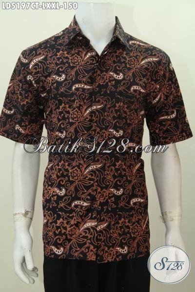 Baju Kemeja Batik Elegan Untuk Pria Dewasa Baju Batik