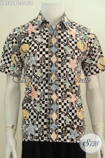 Baju Batik Trendy Size S Motif Unik Dan Gaul Pas Banget