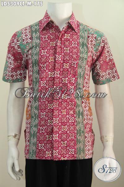 Pakaian Batik Istimewa Khas Jawa Tengah Baju Batik Lengan