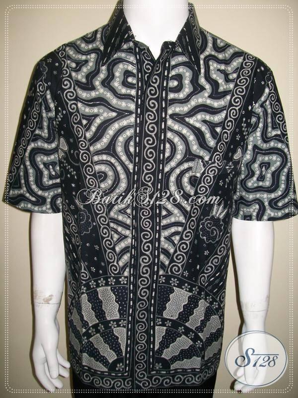 Baju Batik Modern Pria Terbaru Untuk Kerja Kantoran