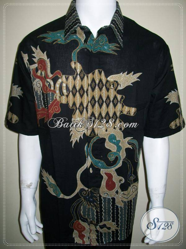 Baju Batik Pria Ukuran Jumbo Xxl Big Size Besar Batik