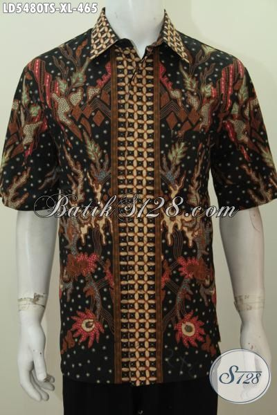 Baju Hem Premium Untuk Pria Dewasa Produk Pakaian Batik