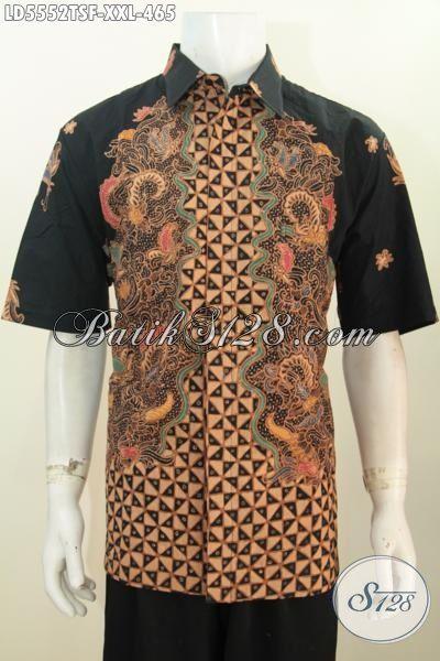 Sedia Kemeja Batik Jumbo 3l Produk Baju Batik Lengan