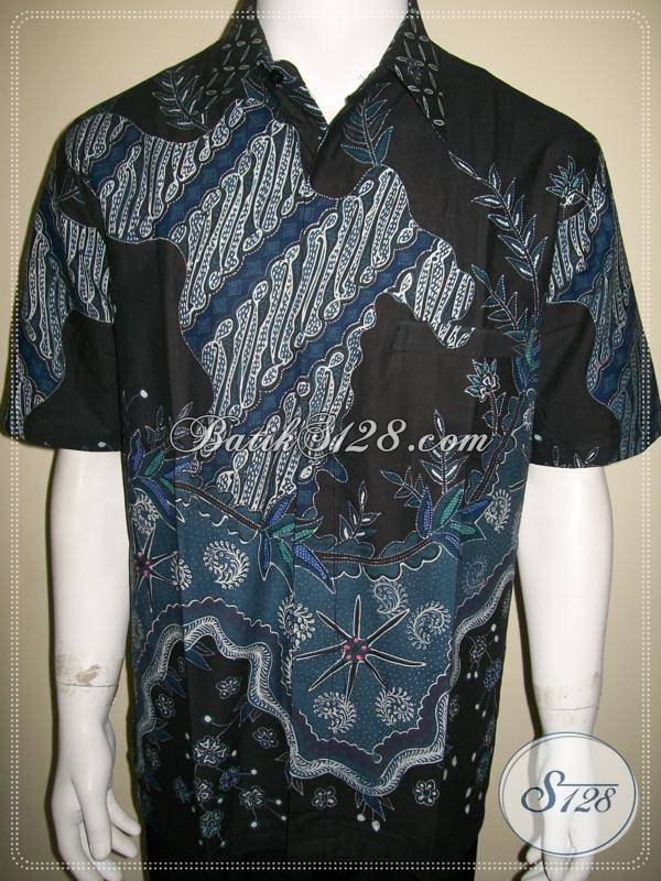 Kemeja Batik Elegan Untuk Pegawai, Karyawan Dan Pejabat Aktif [LD559T-L]