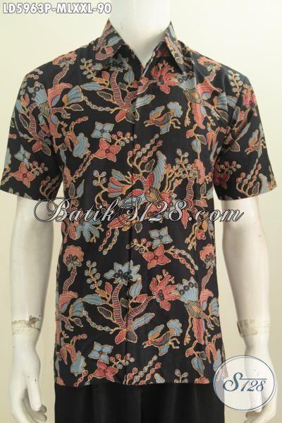 Baju Batik Trendy Anak Muda Dan Pria Dewasa Hem Batik