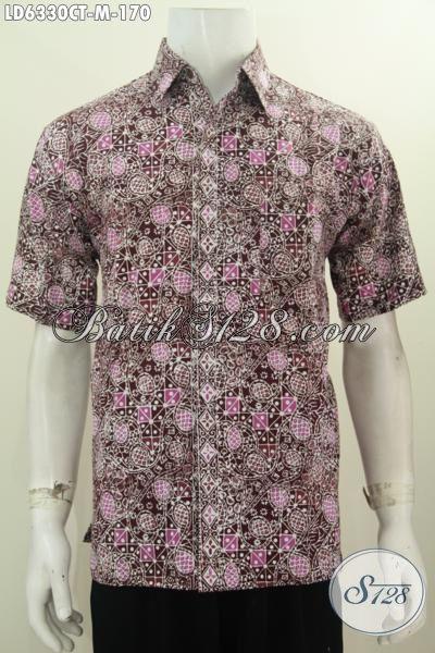 Baju Kemeja Batik Halus Kwalitas Istimewa, Toko Online Produk Batik Jawa Tengah Pilihan Komplit Harga Terjangkau