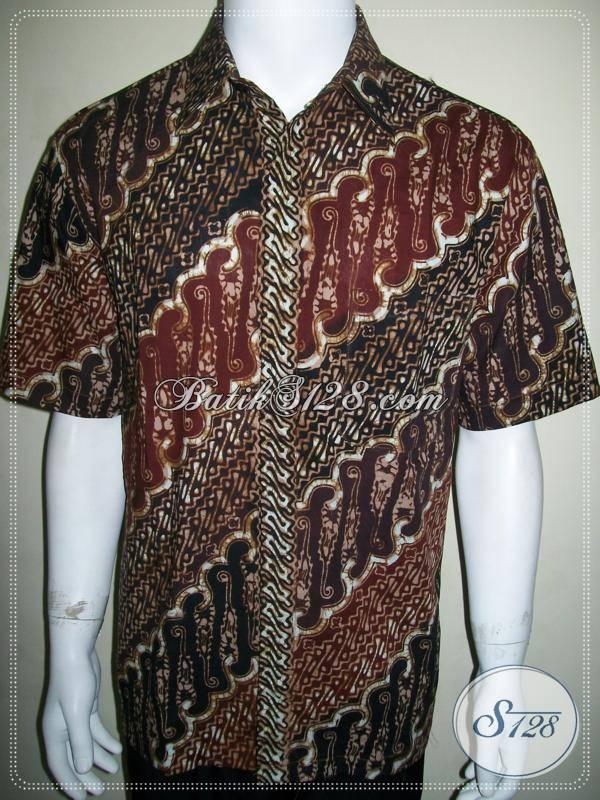 Jual Kemeja Batik Murah Kwalitas Mewah Baju Batik Pria