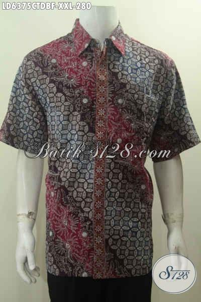 Hem Batik Paling Keren Untuk Lelaki Gemuk Baju Batik