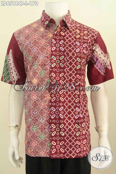 Toko Online Pakaian Batik Pria Terlengkap Sedia Hem Batik