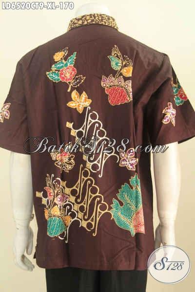 Hem Batik Solo Terbaru Untuk Pria Dewasa Baju Batik