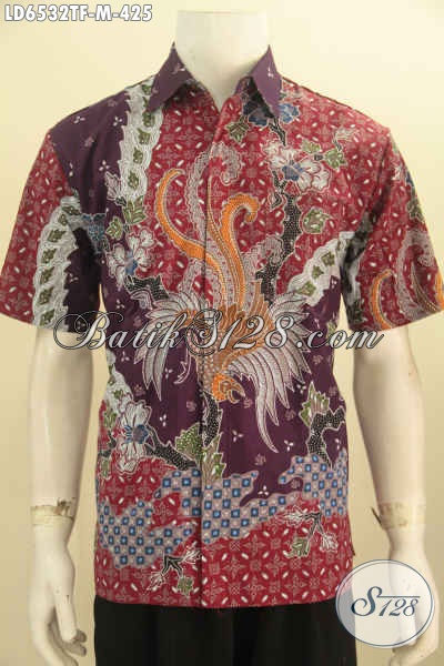 Agen Baju Batik Premium Sedia Hem Batik Halus Motif Bagus