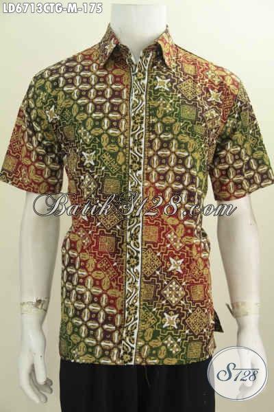 Jual Kemeja Batik Istimewa Pakaian Batik Modern Khas Jawa