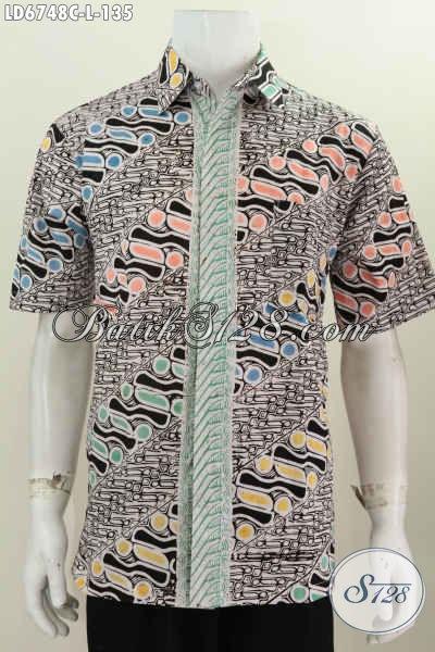 Baju Hem Batik Nan Modis Kemeja Batik Keren Untuk Tampil Beken