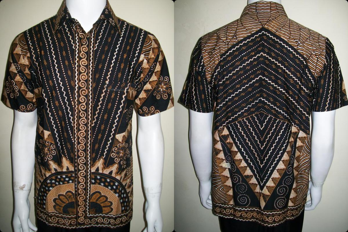 Butik Baju Batik Pria Modern Batik Tulis Elegan Exclusive Mewah