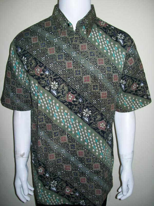 Batik Parang Solo Pria Elegan Dan Eksklusif