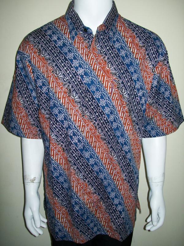 Jual Busana Batik Pria Ukuran Xxl Baju Batik Motif Parang