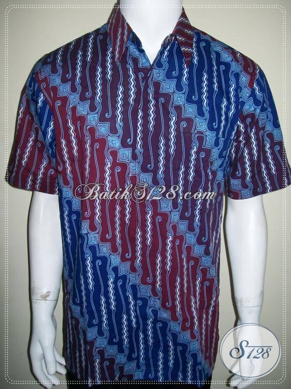 Kemeja Batik Parang Barong Keren Dan Elegan