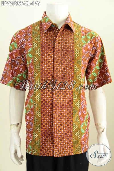 Baju Hem Batik Solo Di Jual Online Kemeja Batik Pria