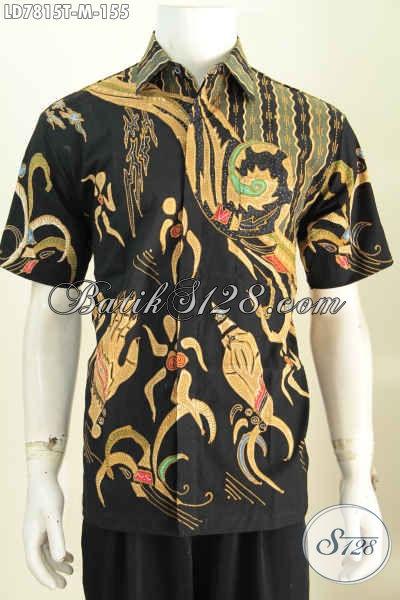 Trend Batik Tulis Pria 2017
