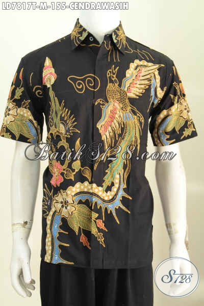 Batik Tulis Motif Cendrawasih