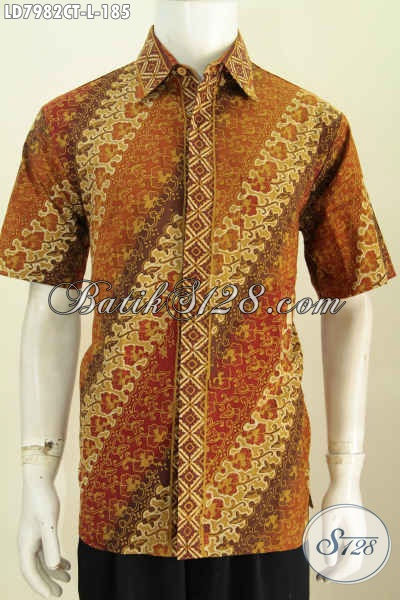 Toko Online Baju Batik Masa Kini Hem Batik Khas Jawa