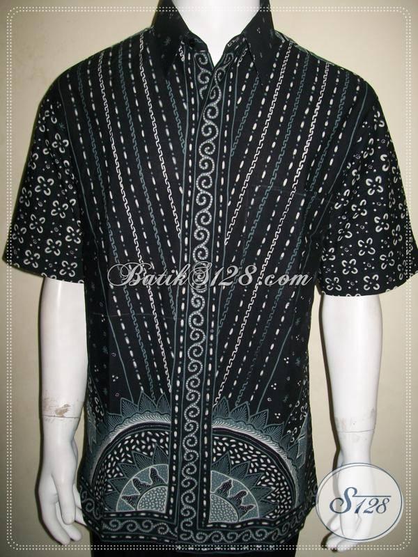 Batik Tulis Pria Ukuran XL Elegan Dan Eksklusif Model Terbaru