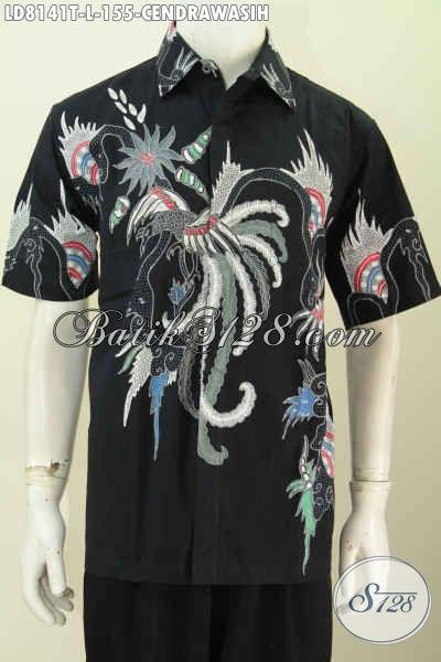 Pakaian Batik Solo Online Jual Kemeja Keren Lengan Pendek Size L