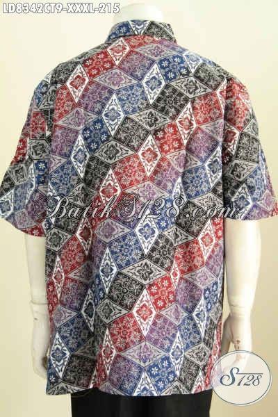 Pakaian Batik Cowok Terkini Baju Batik Kerja Modern Pria