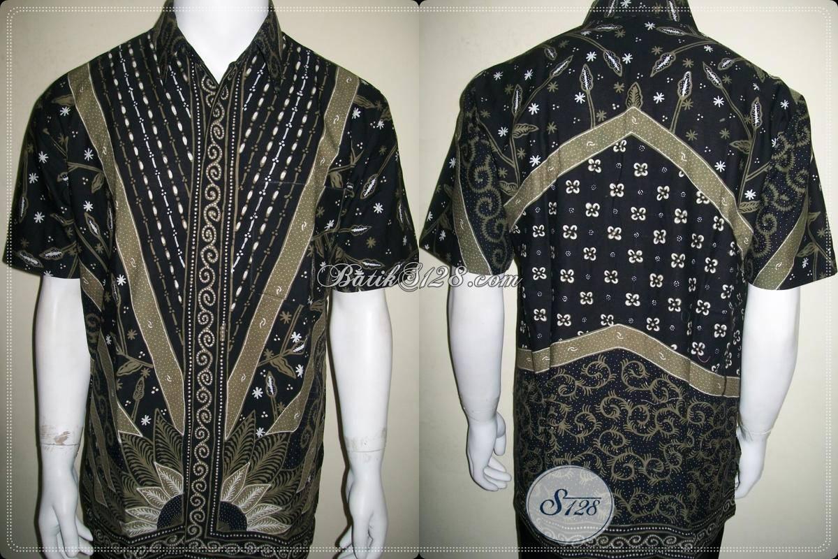 Toko kemeja batik online jual baju batik tulis pria khas Jual baju gamis untuk pria