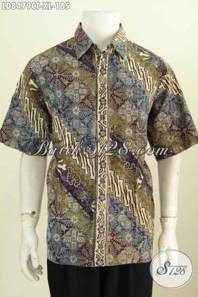 Agen Baju Batik Cap Tulis Buat Pria Masa Kini Motif