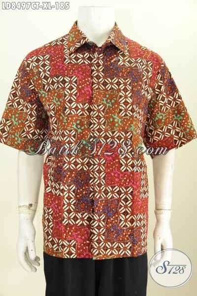 Grosir Eceran Baju Batik Pria Murah Kwalitas Mewah Hem