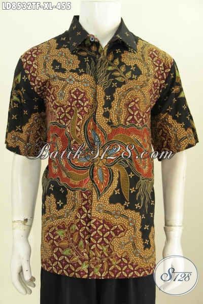 Baju Batik Tulis Pria Premium Elegan