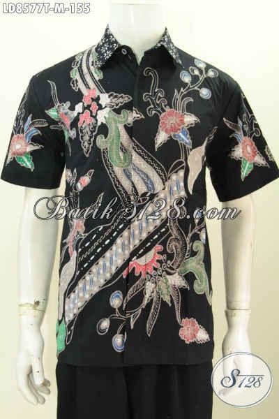 Model Baju Batik Pria Terbaru Hem Batik Modis Motif Keren