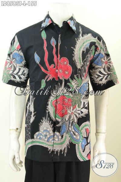 Baju Batik Pria Gathering Kantor Keren