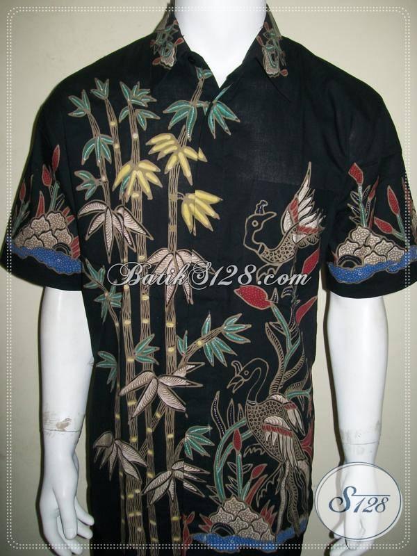 Batik Tulis Motif Bambu d32a859e33