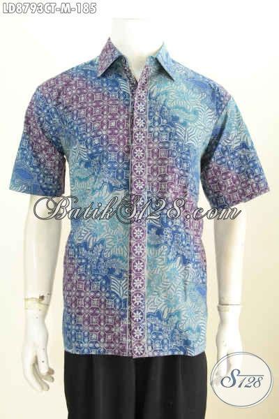 Model Jahitan Baju Batik Pria Terbaru Lebih Rapi Dan Mewah Kemeja