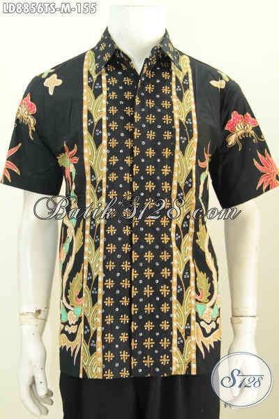 Hem Batik Keren Motif Kombinasi, Baju Batik Tulis Murmer Hanya 155K Size M, Spesial Untuk Pria Muda