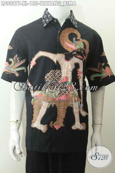 Sedia Busana Batik Wayang Bima, Produk Keren kwalitas Bagus