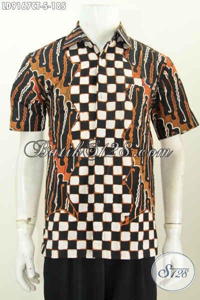 Model baju kemeja batik eksklusif