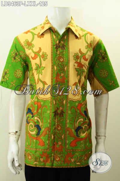 Pusat Baju Batik Pria Online Sedia Hem Lengan Pendek