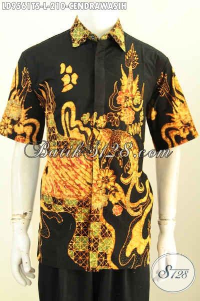Baju Batik Keren Pria Muda Dan Dewasa Pakaian Batik Modi