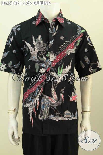 Baju Batik Pria Grosir Hem Batik Eceran Harga Murmer