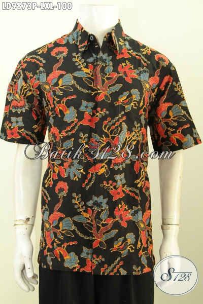 Aneka Baju Batik Pria Dewasa Bagus Harga Murmer Hem Batik