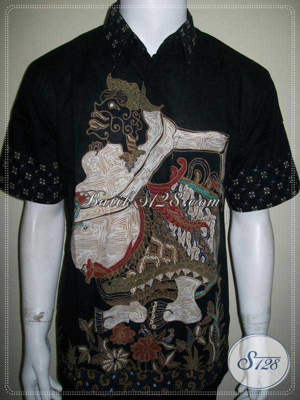 Model Baju Batik Semar Modern Terbaru
