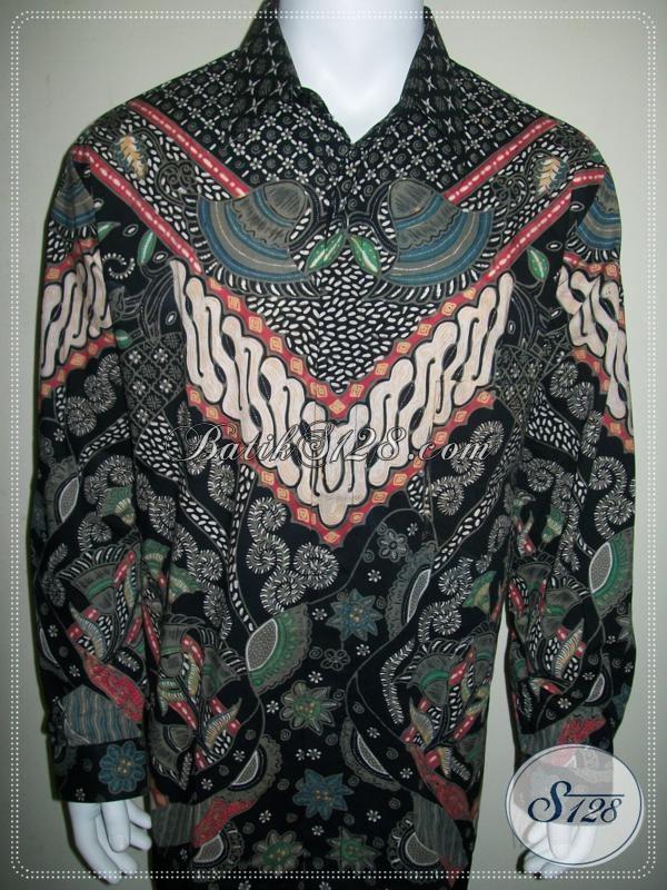 Baju Lengan Panjang Bersaiz Besar