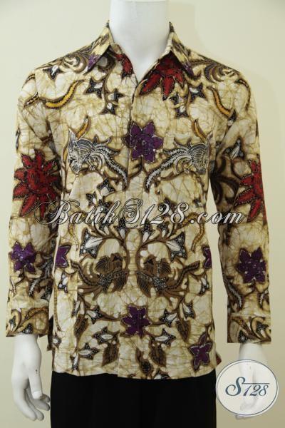 Trend Pakaian Batik Pria Modern Untuk Kerja Dan Acara Resmi