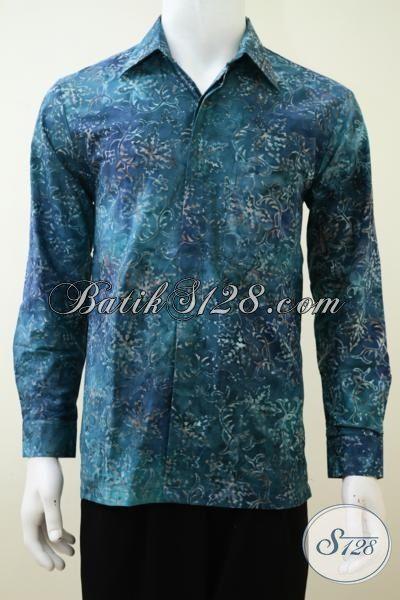 Busana Batik Solo Klasik Modern Desain Mewah Harga Murah Kemeja