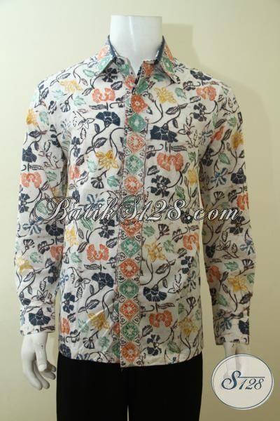 Distro Baju Batik Pria Online Jual Hem Batik Cap Bledak Motif