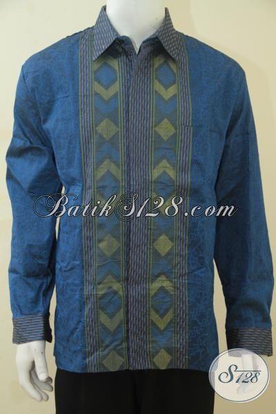 Busana Tanun Istimewa Kwalitas Premium, Kemeja Tenun Full Furing model Lengan Panjang Warna Mewah Tampil Makin Mempesona, Size XL